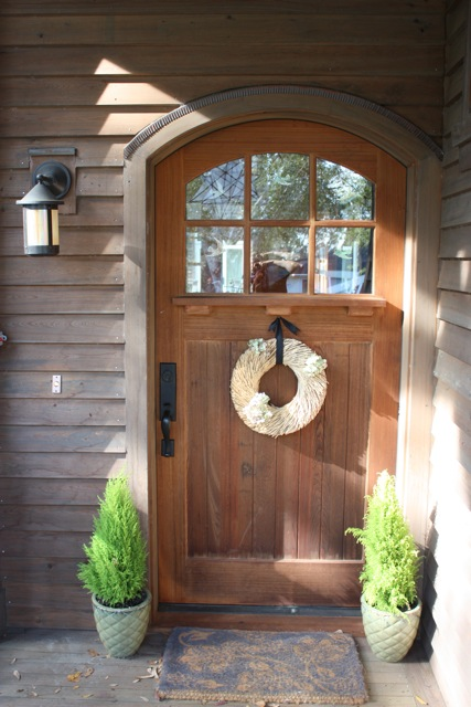 Plants For Either Side Of Front Door Images Door Design For Home