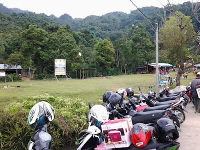 Tempat Objek Wisata Danau Tarusan Kamang Bukittinggi Sumatera Barat (Sumbar)