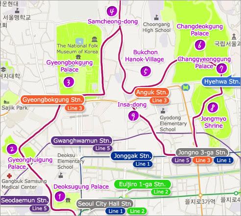 Everyday Im Travelling Korea Seoul Gyeongbokgung Palace