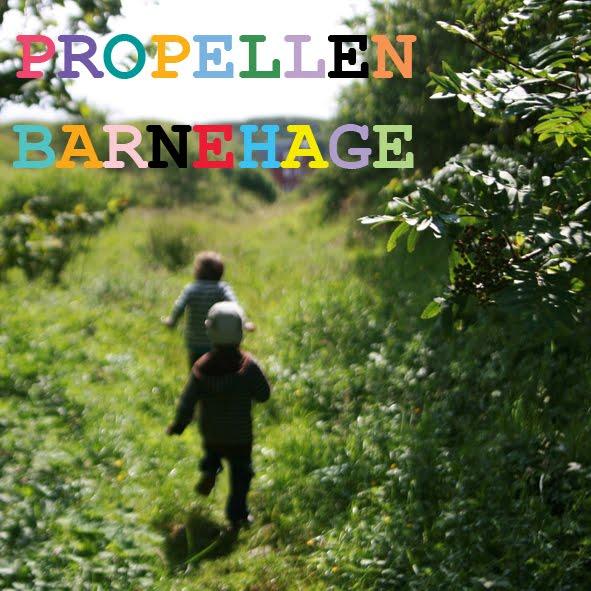 Propellen Barnehage -