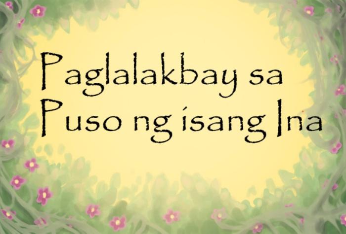 Paglalakbay sa Puso ng Isang Ina