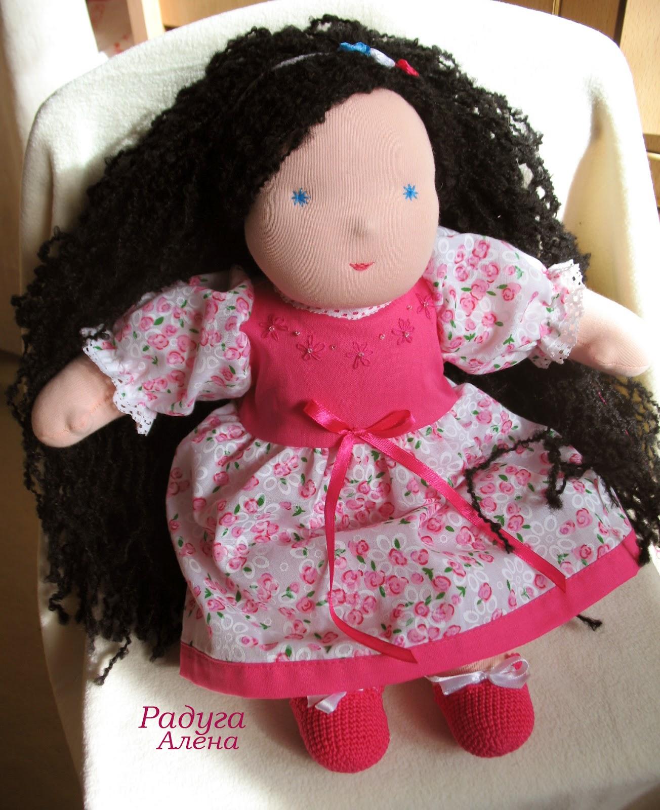 МК. Прически, волосы для кукол Записи в рубрике МК. Прически, волосы 33