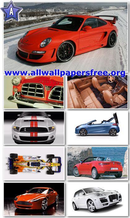 100 Impressive Cars HD Wallpapers 1366 X 768 [Set 33]