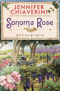 Winner of Sonoma Rose Giveaway!