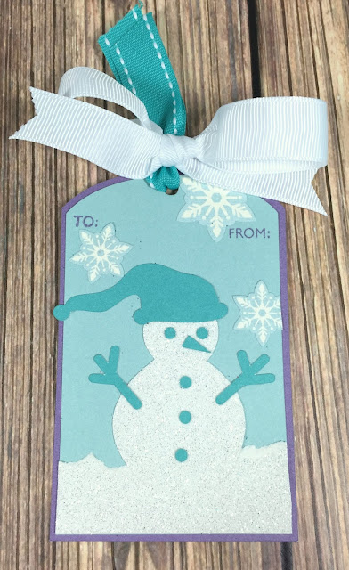 Cricut Artistry Christmas Gift Tags volume 3