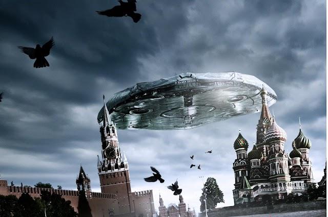 Ministerio de Defensa Ruso Hace Público el Contacto Extraterrestre