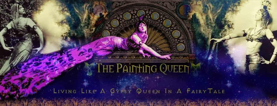 The Painting Queen