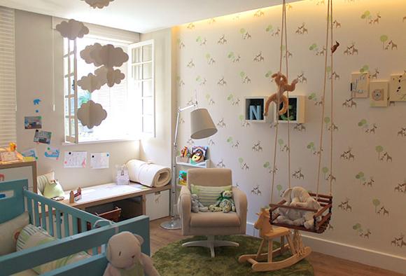 decoracao de interiores de quarto infantil:Quarto do bebê – Dekoratie – Blog de Decoração