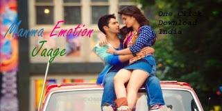 Manma Emotion Jaage - Dilwale - Song Lyrics
