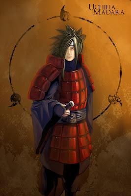 Ninja Pelarian Dari Konoha