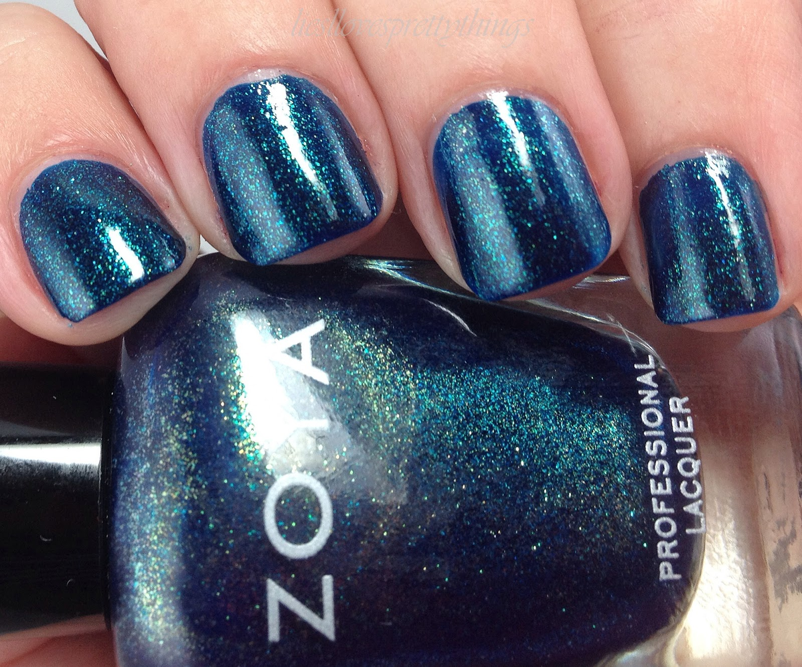 Zoya Remy swatch and review