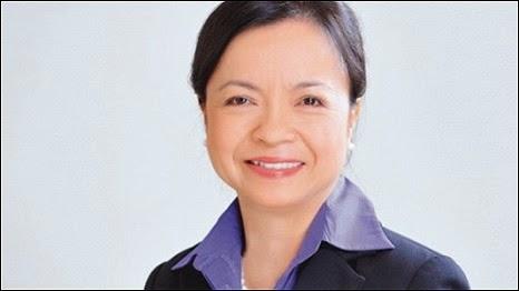Bà Nguyễn Thị Mai Thanh - Chủ tịch kiêm CEO công ty cổ phần Cơ điện lạnh (REE)