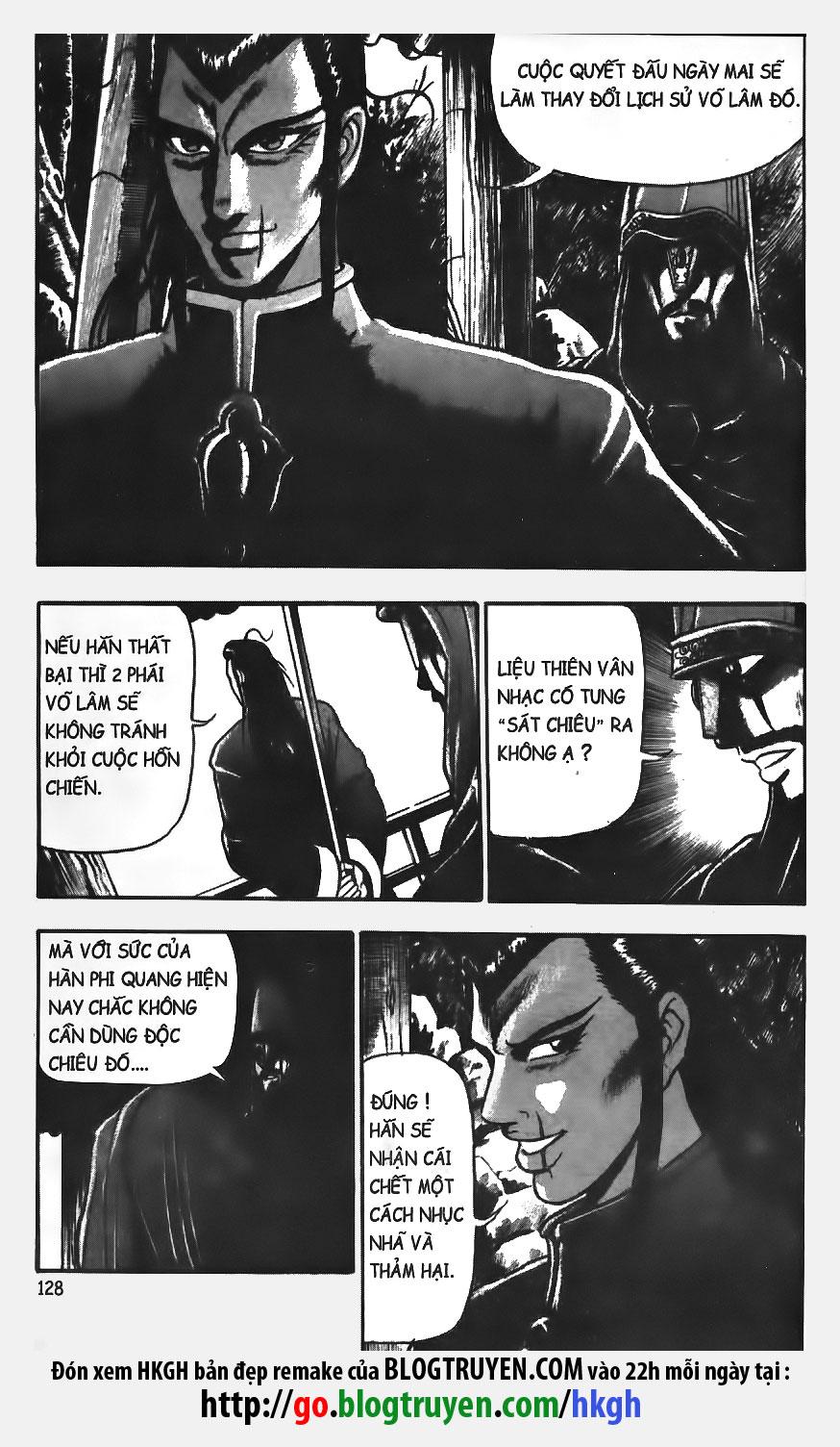 Hiệp Khách Giang Hồ - Hiệp Khách Giang Hồ Chap 052 - Pic 24