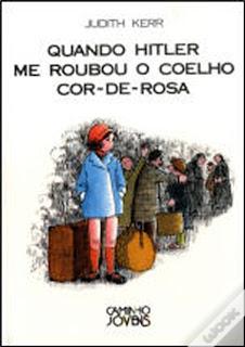 Quando Hitler me Roubou o Coelho Cor-de-Rosa, Judith Kerr