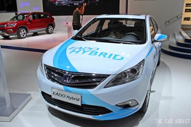 Changan EADO Hybrid