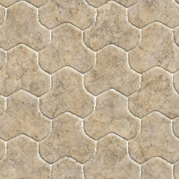 Seamless marble kitchen tiles texture