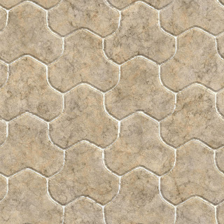 Seamless cream marble floor tile pattern texture 1024px