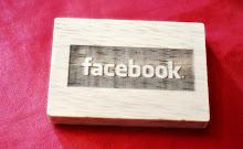 Wooden Facebook FM