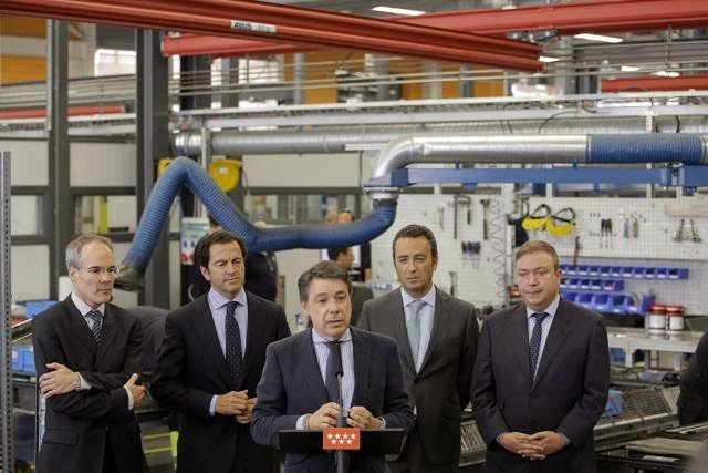 comunidad madrid mejorar sistema refrigeracion metro