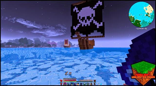 Hexxit Mod Pack ATLauncher Minecraft piratas