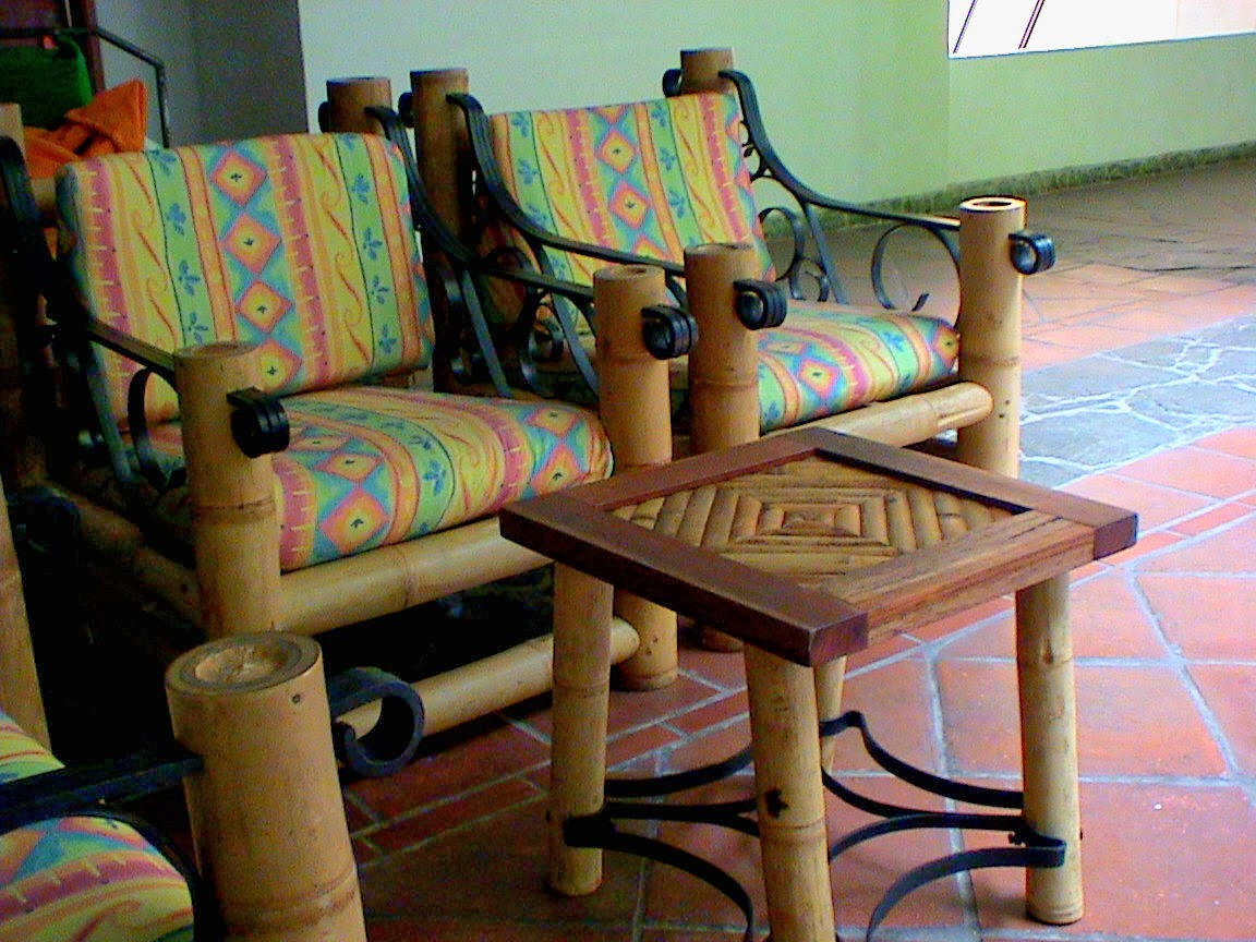 Bamb venezuela c mo limpiar muebles de bamb - Muebles en bambu ...