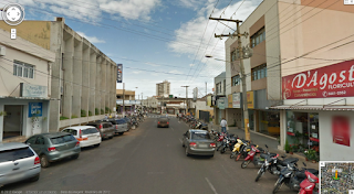 Google Street View em Catalão