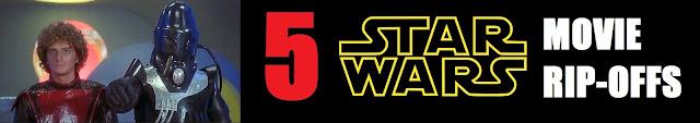 Top 5 Star Wars movie rip-offs