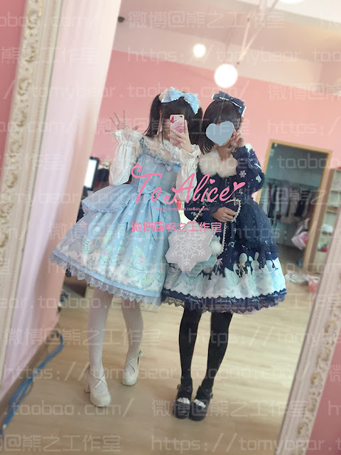 mintyfrills sweet lolita fashion kawaii