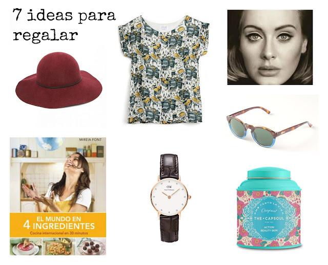 regalos gifts navidad Christmas amigo invisible ideas molonas style lifestyle