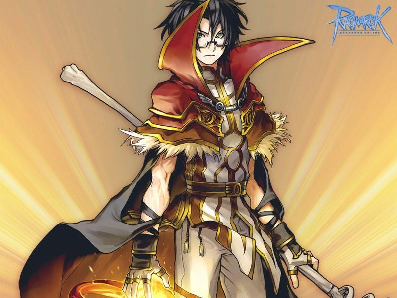 High Wizard Wallpaper Rangarok Ragnarok Online Gameplay Game