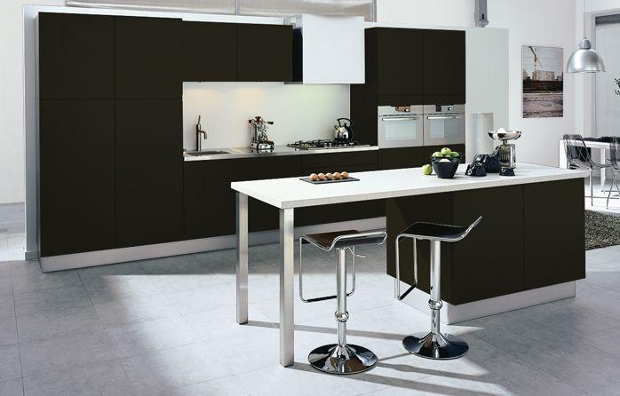Art d co le top des meilleures cuisine de chez cuisinella for Modele cuisine encastrable