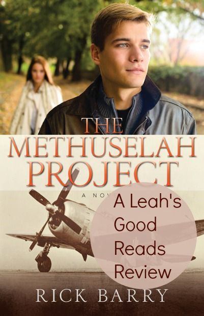 Review of The Methuselah Project by Rick Barry