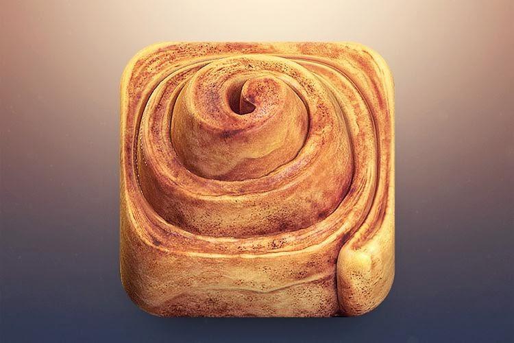 Cinnamon Roll App