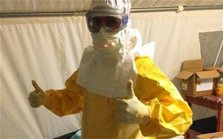 Ebola outbreak, ebola virus