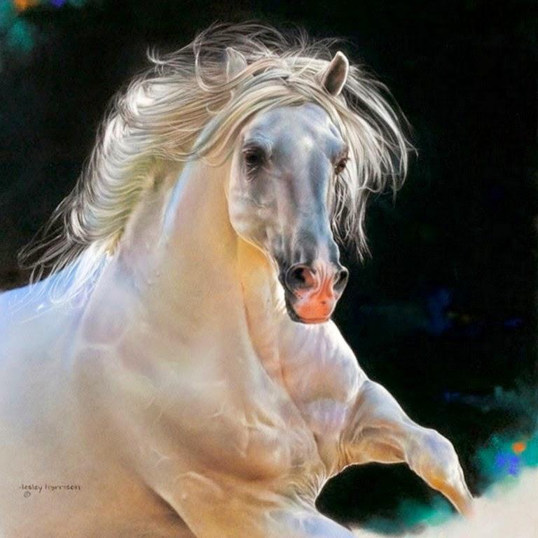 cabezas-de-caballos-pintadas-al-oleo