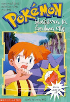 bookcover of SPLASHDOWN IN CERULEAN CITY --Pokemon