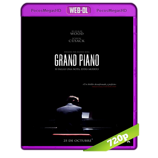 Grand Piano (2013) Web-Dl 720p Inglés AC3+subs