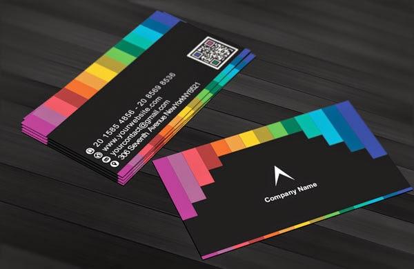 Multiple Business Card PSD Template