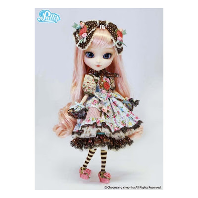 Freaky just got fabulous taqu taqu shop for Alice du jardin pullip