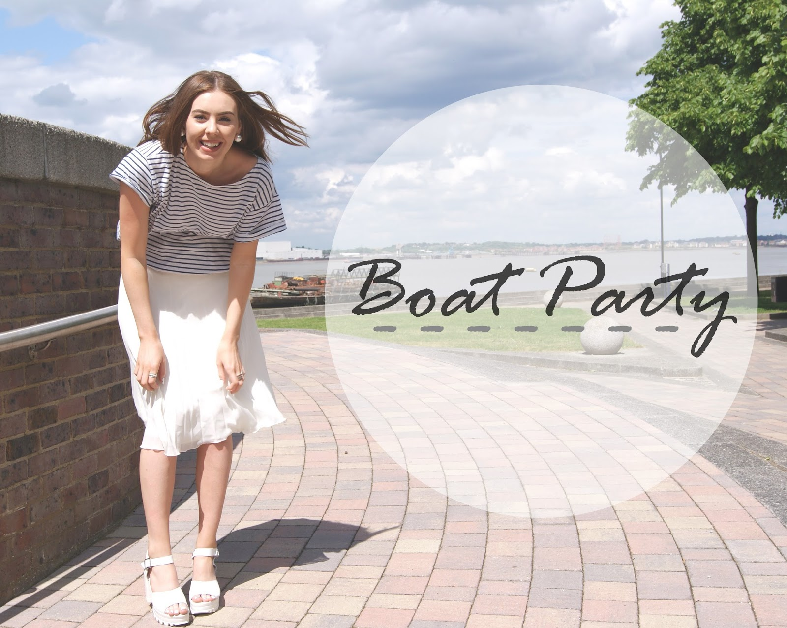 Outfit Boat Party The Goodowl Uk Fashion Lifestyle Blog