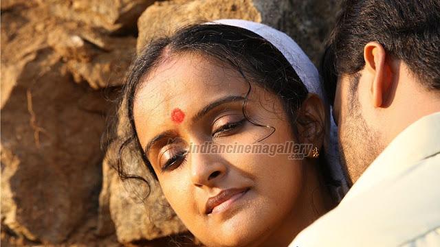 Mallu Malayalam Serial Actress Shalu Menon hot sexy romancing gallery