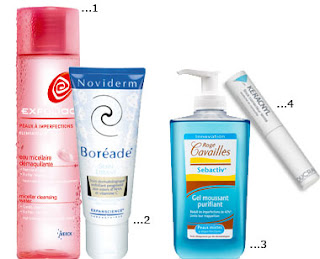 Acne Treatment: Local treatments: creams and lotions