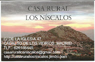 CASA RURAL LOS NÍSCALOS