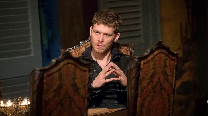 The Originals - Season 2 - Joseph Morgan Interview