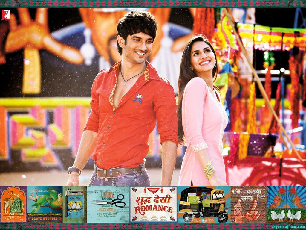 Shuddh Desi Romance 2013 Hindi 720p BluRay …