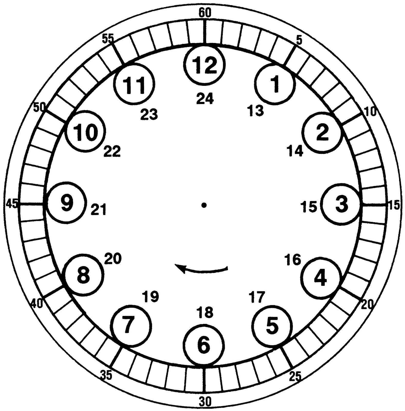Как сделать из бумаги часы фото 388