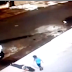 Gempar! Budak Kecil Masih Boleh Berdiri Setelah Digelek Kereta