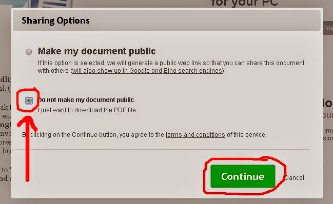 Cara Merubah PDF Menjadi Word