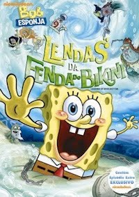 Bob Esponja: Lendas da Fenda do Bikini   Dublado Download