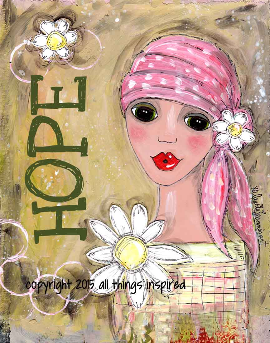 Hope - breast cancer